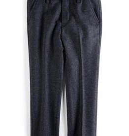 Appaman Tailored Wool Pants Charcoal