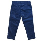 Charm Boys Velvet  Pants Navy