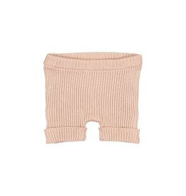 Lil leggs Ribbed Knit Shorts ss19 Blush