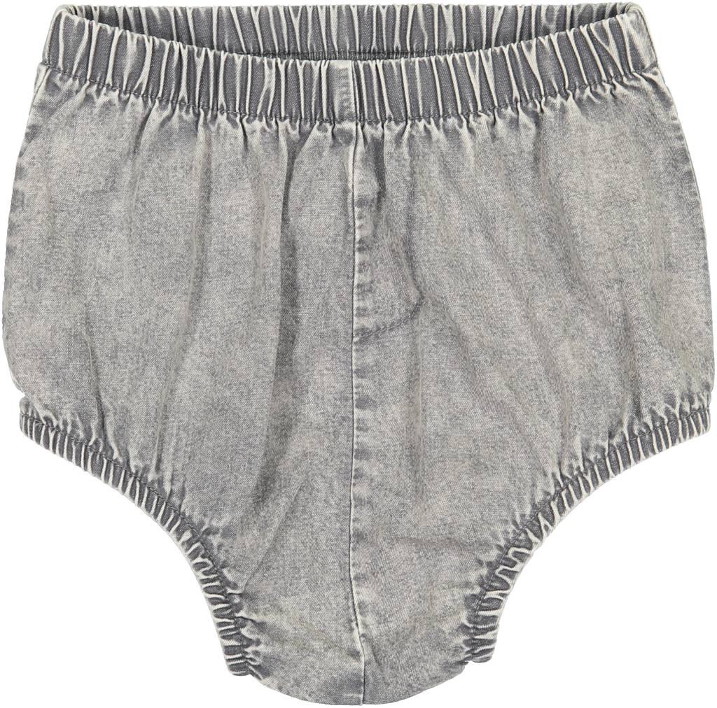 Lil leggs Denim Bloomers ss19 Grey Wash