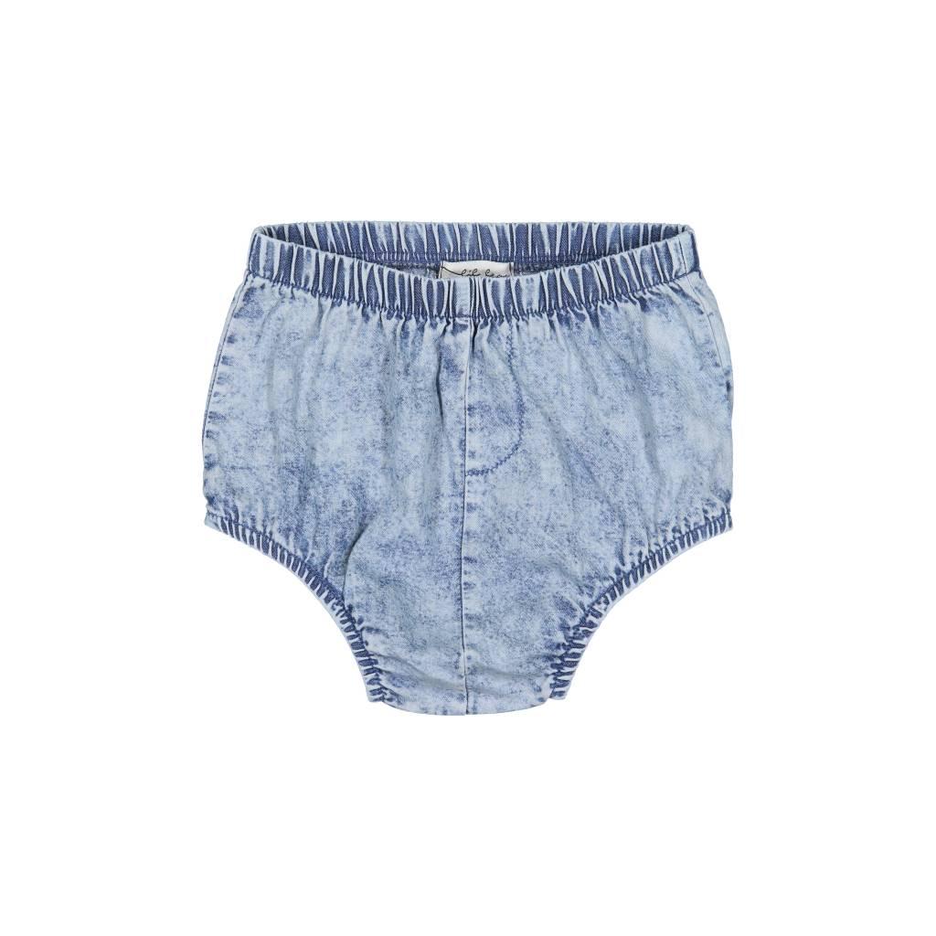 Lil leggs Denim Bloomers ss19 Blue Wash