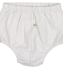 Lil leggs Linen Bloomers ss19 Light Grey