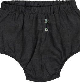 Lil leggs Linen Bloomers ss19 Black