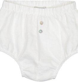 Lil leggs Linen Bloomers ss19 White