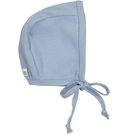 Lil leggs Ribbed Bonnet ss19 Blue