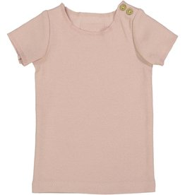Lil leggs Ribbed Tee ss19 Nude Pink