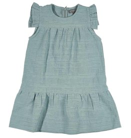 pompomme JUMPER WITH FRILL AT SHOULDER MINT