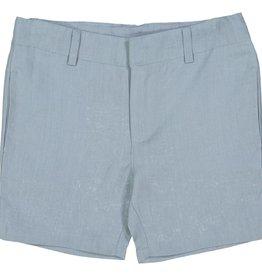 Lil leggs Linen Boys Shorts ss19 Aqua