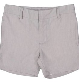 Lil leggs Linen Boys Shorts ss19 Grey