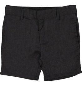 Lil leggs Linen Boys Shorts ss19 Black