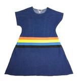 Crew Kids Denim Rainbow Dress