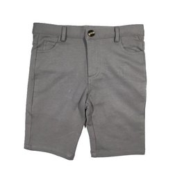 Crew Kids Knit Shorts Grey