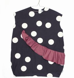 MOTORETA PAULA DRESS Polka dots