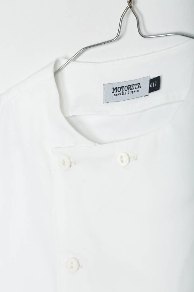 MOTORETA LEO SHIRT White