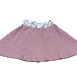 Crew Kids Rib Skirt Blush