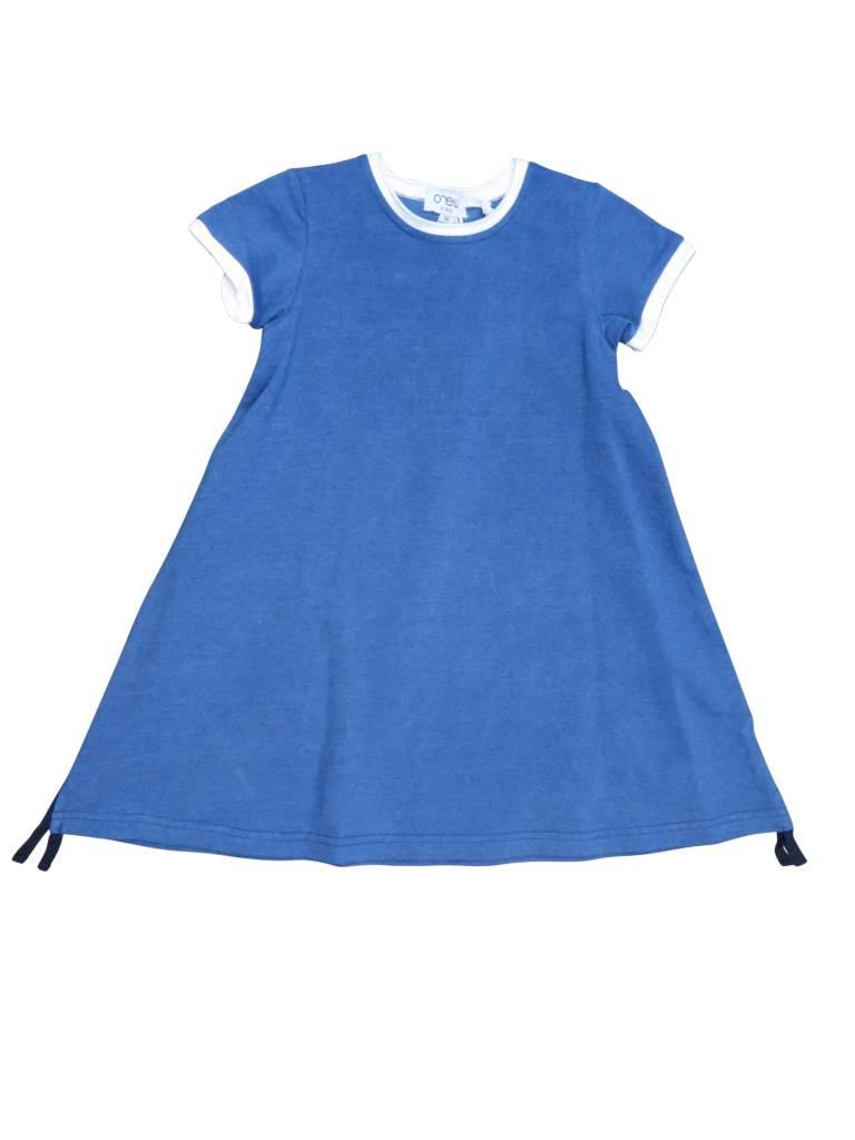 Crew Kids Basic Dress Denim