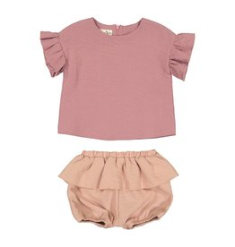 Teela JOY Solid Baby Set Orchid