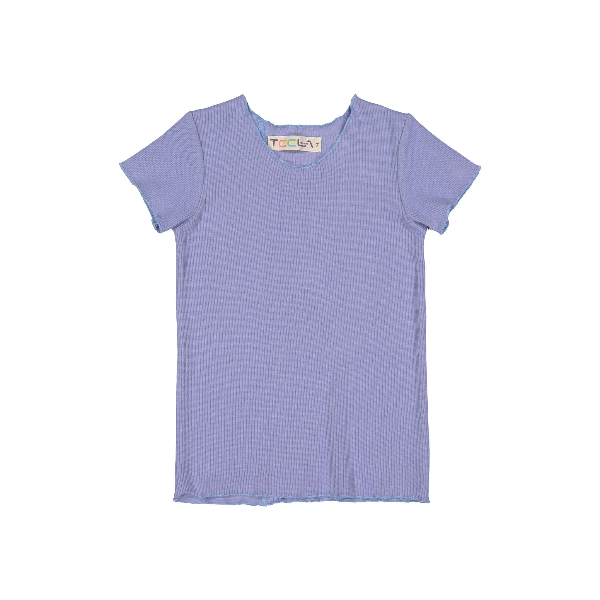 Teela RIB Basic BOY Tshirt