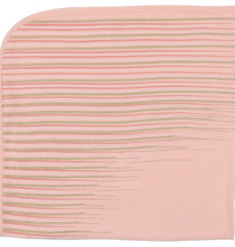 Mon Tresor Bebe Tickled Pink Blanket
