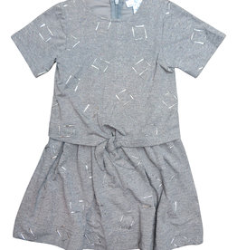 Whitlow & Hawkins METALLIC DRESS