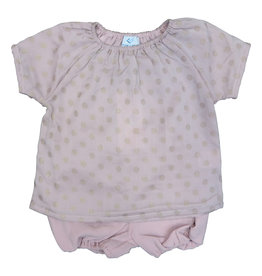 Whitlow & Hawkins CHIFFON BABY GIRL SET