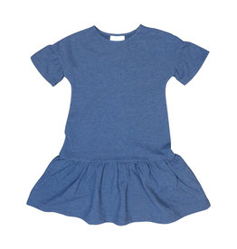 Whitlow & Hawkins DENIM TEE DRESS