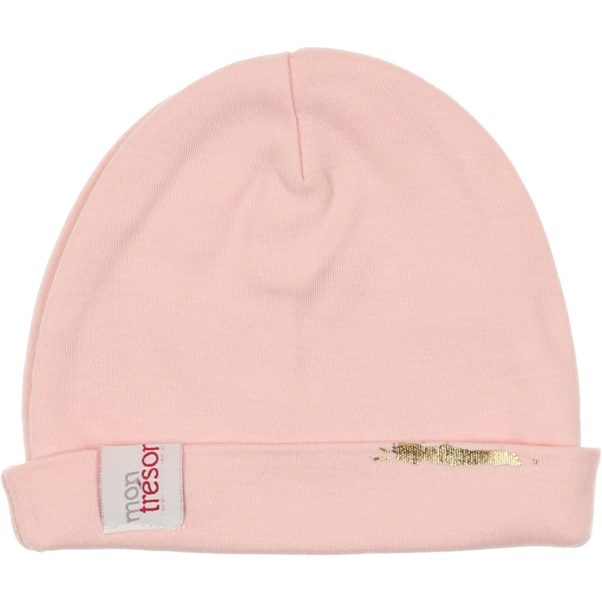 Mon Tresor Bebe Paint by Colors Pink Hat