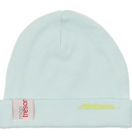 Mon Tresor Bebe Paint by Colors Blue Hat
