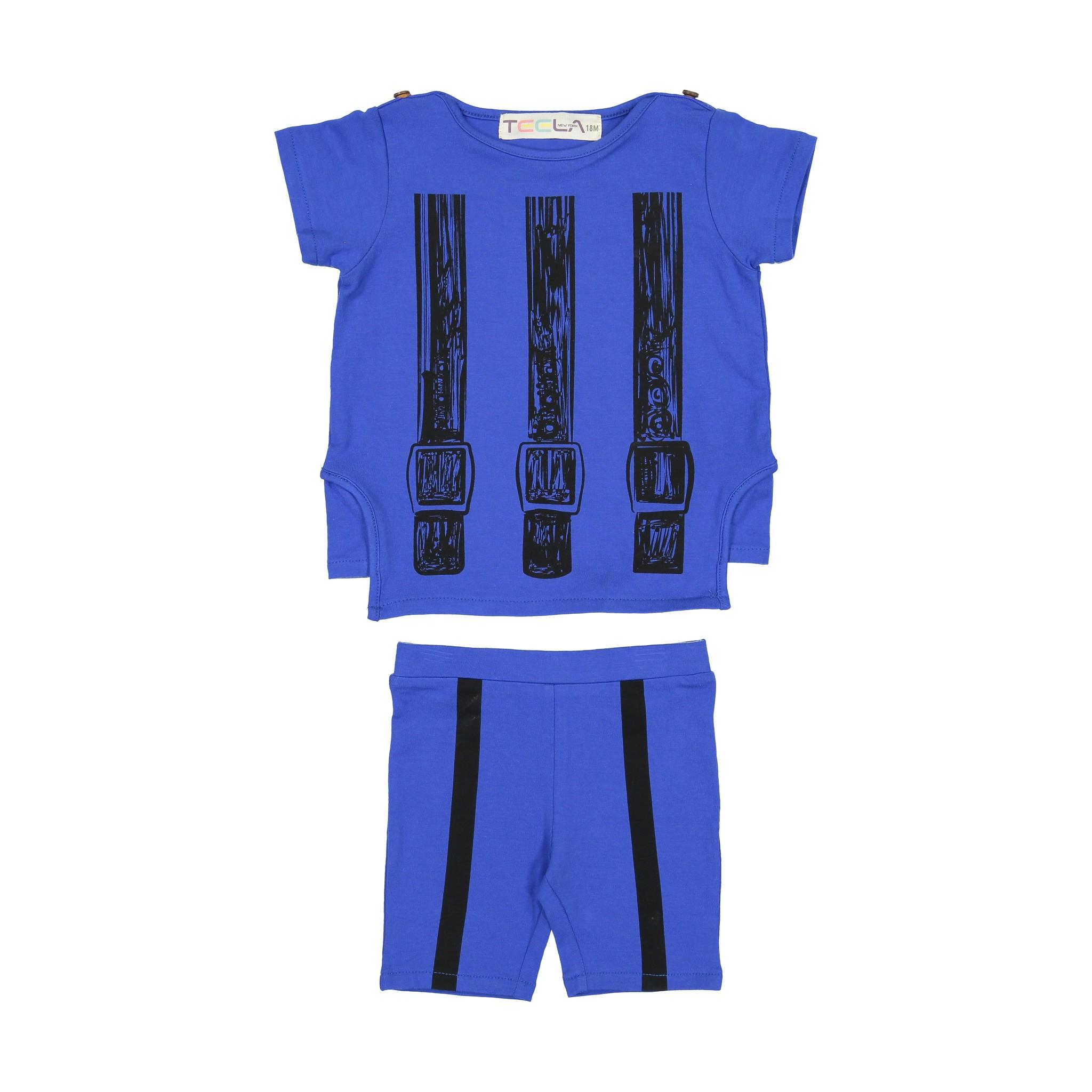 Teela BELT Baby Set Dazzling Blue