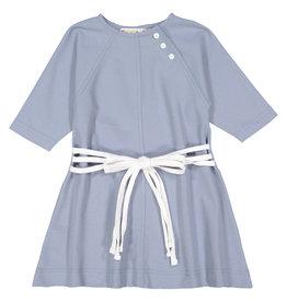 Teela RAGLAN Dress sky blue