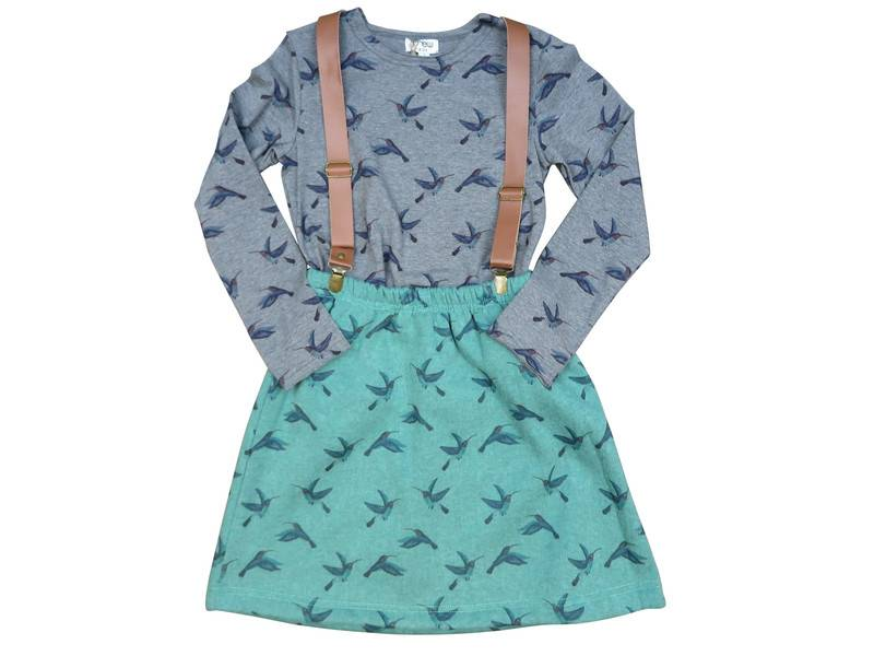 Crew Kids Bird Jumper