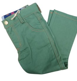 Crew Kids Long Chino Pants Green