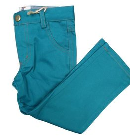 Crew Kids Long Chino Pants Teal