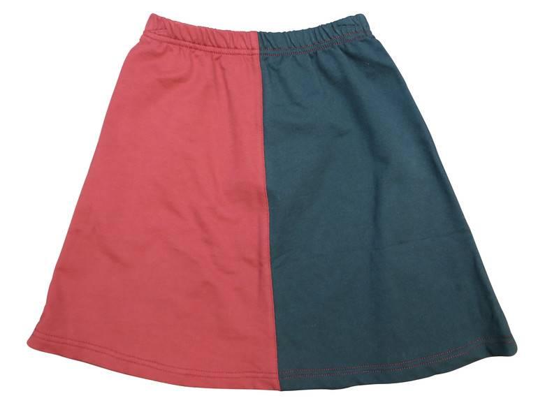 Crew Kids Split Center Skirt