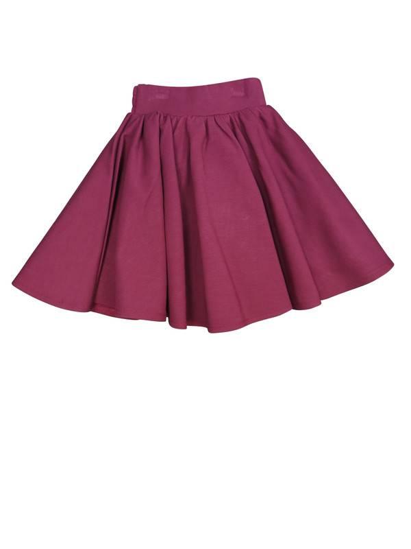 e1f895e02 Teela Ponte Circle Skirt merlot - Lollipop kids boutique