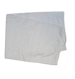 Babidu Grey Star Print receiving blankets