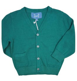 Tomi Cardigan Evergreen