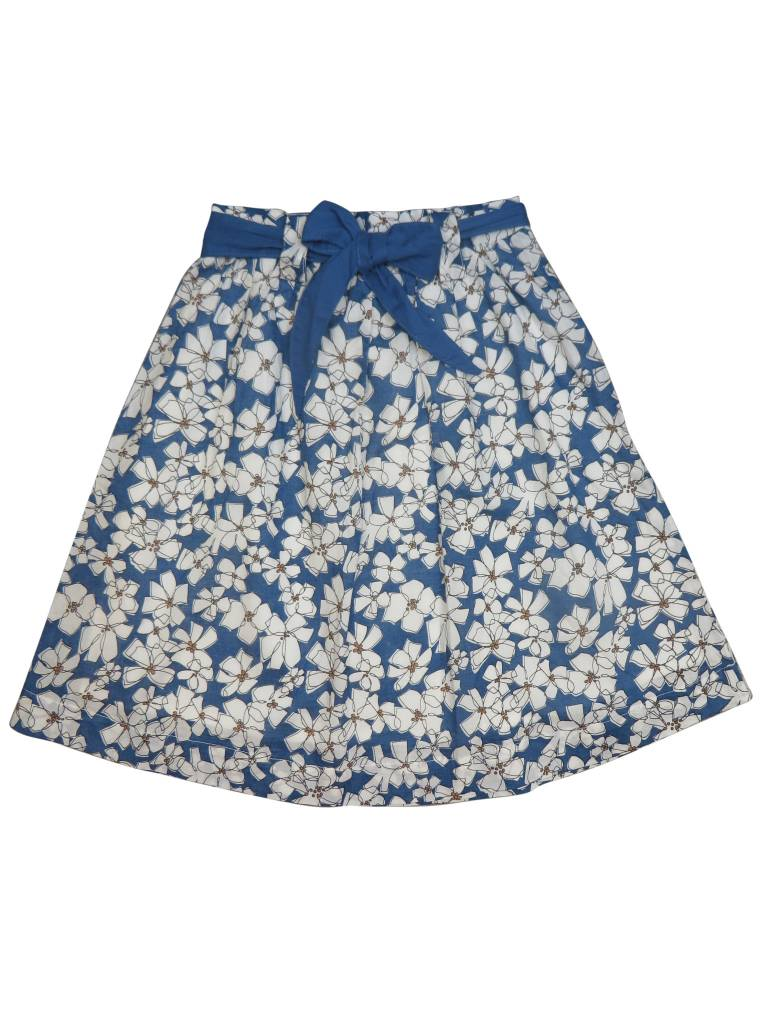 ColorFly FLORAL SKIRT