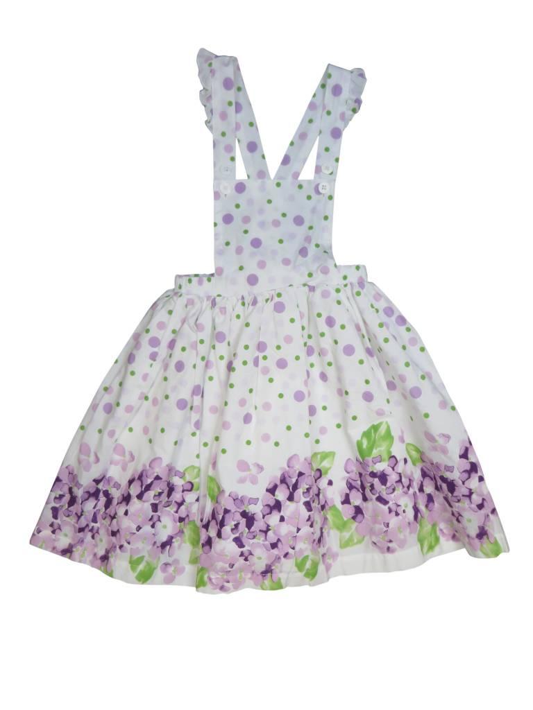 Charm Lilac Print Jumper
