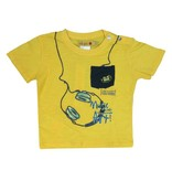 Boboli Boys T-Shirt W/Head phones