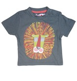 Boboli Boys T-Shirt W/Lion Face