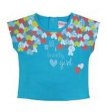 Boboli Girls T-Shirt You are Lovely