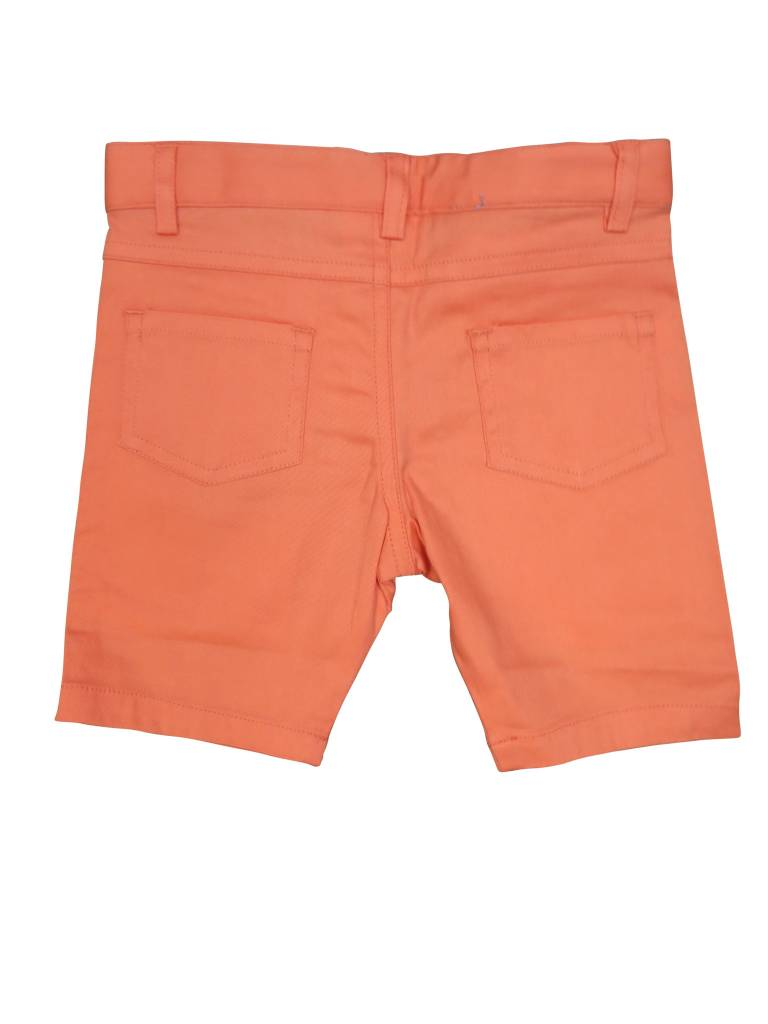 Crew Kids Short Chino Neon Orange