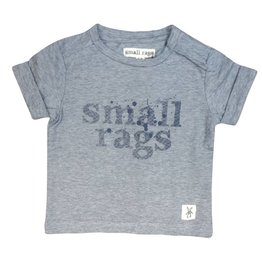 Small Rags Eddy SS Top Navy Iris
