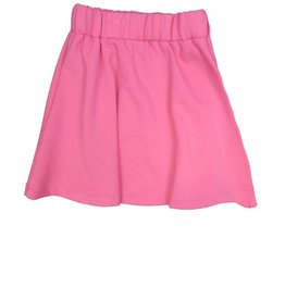 Mis MeMe Pink Gathered Skirt