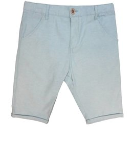 Little Cocoon Linen Shorts Green
