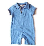 Appaman TRAVERSE POLO ROMPER