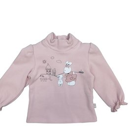Bunny print T shirt
