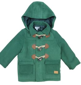 Jose Varon Green Coat