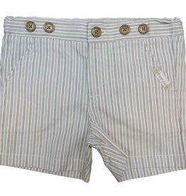 Tutto Piccolo Balerma Stripe Boy Short